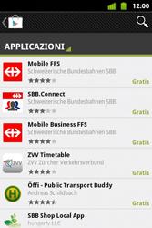 Alcatel OT-983 - Applicazioni - Installazione delle applicazioni - Fase 20