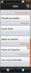 LG BL40 New Chocolate - MMS - Configuration manuelle - Étape 17