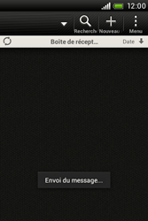 HTC A320e Desire C - E-mail - envoyer un e-mail - Étape 15
