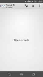 Sony E2003 Xperia E4G - e-mail - handmatig instellen - stap 20