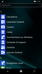 Microsoft Lumia 650 - Contact, Appels, SMS/MMS - Ajouter un contact - Étape 3