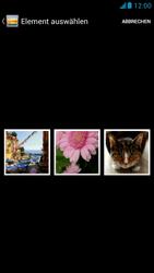 Huawei Ascend G526 - E-Mail - E-Mail versenden - Schritt 13
