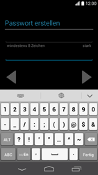 Huawei Ascend P6 - Apps - Einrichten des App Stores - Schritt 11
