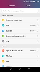 Huawei Y6 II Compact - MMS - Configuration manuelle - Étape 3