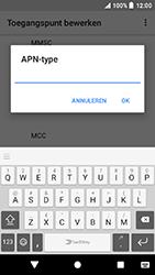 Sony Xperia X Compact - Android Oreo - Internet - handmatig instellen - Stap 15