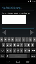 LG D821 Google Nexus 5 - Apps - Konto anlegen und einrichten - Schritt 17