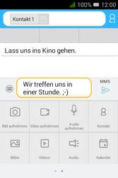 Alcatel Pixi 3 (3.5) - MMS - Erstellen und senden - 13 / 19