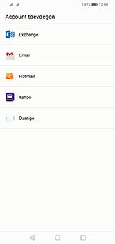 Huawei Y7 (2019) - E-mail - e-mail instellen: POP3 - Stap 4
