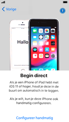 Apple iphone-se-met-ios-13-model-a1723 - Instellingen aanpassen - Nieuw toestel instellen - Stap 7