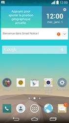LG G3 (D855) - Internet - Configuration automatique - Étape 3