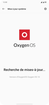 OnePlus 7T Pro - Aller plus loin - Mettre à jour le logiciel interne de votre mobile - Étape 7