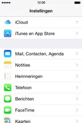 Apple iPhone 4S iOS 8 - E-mail - handmatig instellen (gmail) - Stap 3