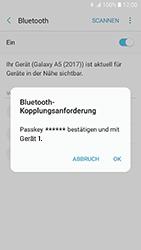 Samsung Galaxy A5 (2017) - Bluetooth - Geräte koppeln - Schritt 10