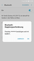 Samsung Galaxy A5 (2017) - Bluetooth - Geräte koppeln - 10 / 12