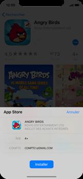 Apple iPhone X - Applications - Télécharger des applications - Étape 14