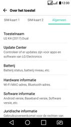 LG K4 2017 - software - update installeren zonder pc - stap 6