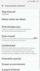 Samsung Galaxy S7 Edge - Internet et roaming de données - Configuration manuelle - Étape 23