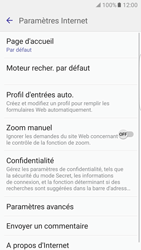 Samsung G935 Galaxy S7 Edge - Internet - Configuration manuelle - Étape 23