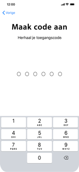 Apple iphone-xs-max-met-ios-13-model-a1921 - Instellingen aanpassen - Nieuw toestel instellen - Stap 20