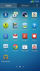 Samsung I9505 Galaxy S IV LTE - Applications - Créer un compte - Étape 3