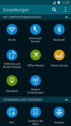 Samsung Galaxy S 5 - Internet und Datenroaming - Prüfen, ob Datenkonnektivität aktiviert ist - Schritt 4