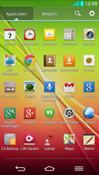 LG G2 - Internet - Handmatig instellen - Stap 3