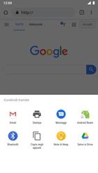 Nokia 8 - Android Pie - Internet e roaming dati - Uso di Internet - Fase 22