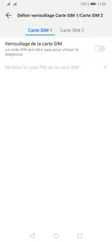 Huawei P30 - Prise en main - Comment activer un code SIM - Étape 7