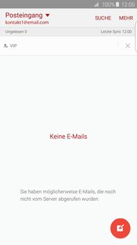 Samsung G928F Galaxy S6 edge+ - E-Mail - Konto einrichten - Schritt 4