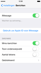 Apple iPhone 5s - MMS - probleem met ontvangen - Stap 9