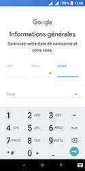 Alcatel 1 - Applications - Créer un compte - Étape 9