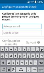 Samsung G388F Galaxy Xcover 3 - E-mail - configuration manuelle - Étape 5