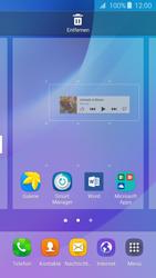 Samsung Samsung Galaxy J3 2016 - Startanleitung - Installieren von Widgets und Apps auf der Startseite - Schritt 7