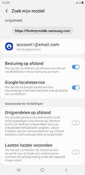 Samsung Galaxy J6 Plus - Toestel - stel Zoek mijn mobiel in - Stap 8