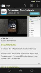 Sony Xperia Z - Apps - Installieren von Apps - Schritt 7