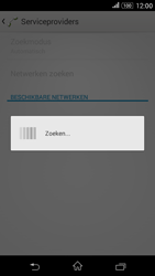 Sony E2003 Xperia E4G - Netwerk - gebruik in het buitenland - Stap 9