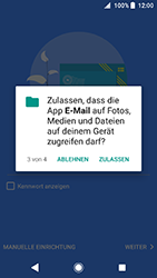 Sony Xperia XA2 - E-Mail - Konto einrichten (outlook) - 12 / 19