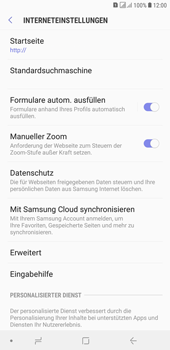 Samsung Galaxy J4+ - Internet - Apn-Einstellungen - 31 / 41