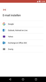 Huawei Nexus 6P - Android Oreo - E-mail - e-mail instellen: POP3 - Stap 7