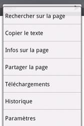 HTC A6262 Hero - Internet - Configuration manuelle - Étape 16