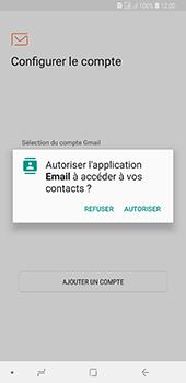 Samsung Galaxy A7 2018 - E-mails - Ajouter ou modifier votre compte Outlook - Étape 5