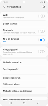 Samsung Galaxy S20 Plus - internet - handmatig instellen - stap 5