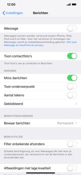 Apple iPhone XR - MMS - probleem met ontvangen - Stap 11