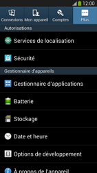 Samsung Galaxy S 4 LTE - Applications - Comment désinstaller une application - Étape 5