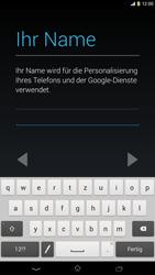 Sony Xperia Z Ultra LTE - Apps - Konto anlegen und einrichten - Schritt 6