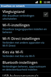 Samsung S6500D Galaxy Mini 2 - bluetooth - aanzetten - stap 4