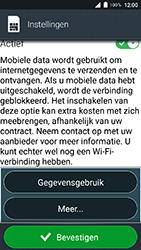 Doro 8035 - Buitenland - Internet in het buitenland - Stap 7