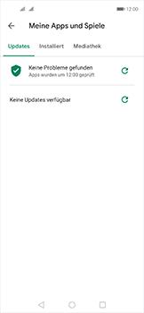 Huawei Nova 5T - Apps - Nach App-Updates suchen - Schritt 8