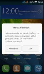 Huawei Y3 - Internet - Handmatig instellen - Stap 30
