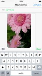 Apple iPhone 6 - MMS - Afbeeldingen verzenden - Stap 12